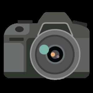 Cámara de fotografía