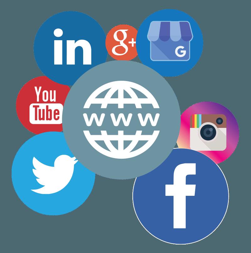 Redes sociales para empresas - Redes PRO