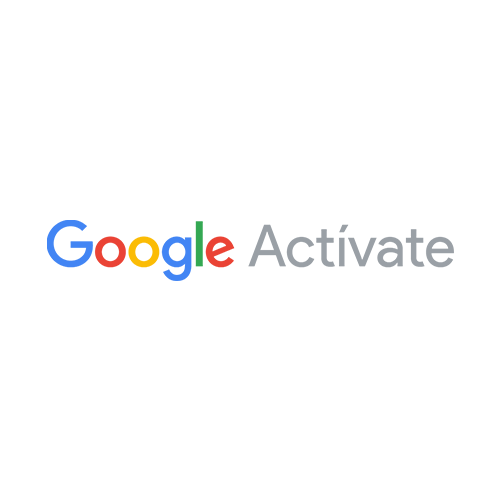 Estrategia digital de Google Actívate